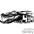 4x4 alligator graphic