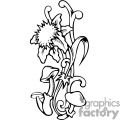 Plant Tattoo Design