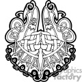 celtic design 0026w