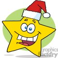 3015-Happy-Chrismas-Star-Smiling