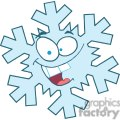 3777-cartoon-snowflake  gif, png, jpg, eps, svg, pdf