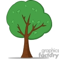 cartoon tree gif, png, jpg, eps, svg, pdf