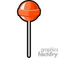 orange lollipop gif, png, jpg, eps, svg, pdf