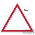 fire symbol 002