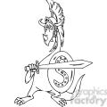 funny cartoon dragons 030