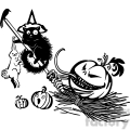 Halloween clipart illustrations 006