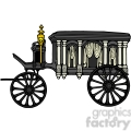 Antique Hearse