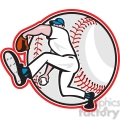 pitcher throw ball side hide ball  gif, png, jpg, eps, svg, pdf