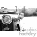 black and white triumph photo