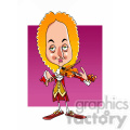 Vivaldi cartoon caricature