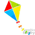 Kite geometry geometric polygon vector graphics RF clip art images
