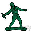 toy gernader soldier illustration graphic