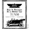 1900 ford vintage car ad vintage 1900 vector art GF
