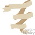 ribbon svg cut file v2 vector clip art image