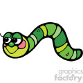 cartoon caterpillar illustration