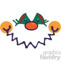 funny face vector