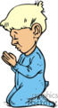 small boy praying gif