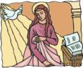 nativity illustration gif