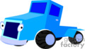 heavy equipment construction truck trucks   transport_04_076 clip art transportation land  gif