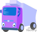 heavy equipment construction truck trucks box   transport_04_141 clip art transportation land  gif