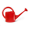 watering can gardening plastic red handle hydration housewares   2l5000lowres photos objects