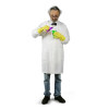 scientist chemist chemistry science man male chemicals flasks   3c0003lowres photos people