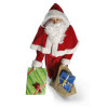 santa claus christmas giving of   3f6031lowres photos people