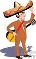 cinco de mayo mexican mexico man music sombrero sombreros guitar guitars musician gif, png, jpg, eps