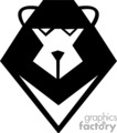 black and white lion gif, png, jpg, eps