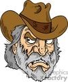 Mad outlaw cowboy