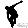 people shadow shadows silhouette silhouettes black white vinyl ready vinyl-ready cutter action vector eps png jpg gif clipart skateboarder skateboarders skateboarding tricks gif, png, jpg, eps