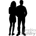 people shadow shadows silhouette silhouettes black white vinyl ready vinyl-ready cutter action vector eps png jpg gif clipart waiting friends couple couples gif, png, jpg, eps