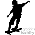 people shadow shadows silhouette silhouettes black white vinyl ready vinyl-ready cutter action vector eps png jpg gif clipart skateboard skateboarder skateboarders skateboards skateboarding tricks