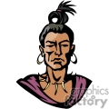 indian indians native americans western navajo head face man vector eps jpg png clipart people gif gif, png, jpg, eps