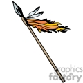 indian indians native americans western navajo spear spears vector eps jpg png clipart people gif