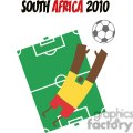south africa 2010 soccer player gif, png, jpg, eps, svg, pdf