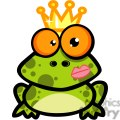 2672-Royalty-Free-Frog-Prince