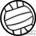regular volleyball