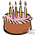 birthday cake gif, png, jpg, eps, svg, pdf