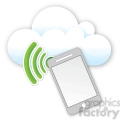 cell phone data cloud
