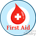 first-aid-blood-drop