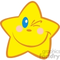 4671-royalty-free-rf-copyright-safe-happy-little-star-winking  gif, png, jpg, eps, svg, pdf