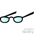 cartoon vector eyeglasses gif, png, jpg, eps, svg, pdf