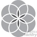 flower symbol 005