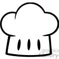 Royalty-Free RF Clipart Chef Hat
