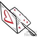 love letter art