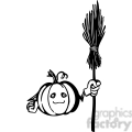 Halloween clipart illustrations 022