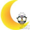 Owl on Moon COL