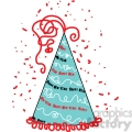 Happy New Year Hat clipart