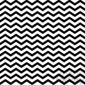 chevron design pattern black